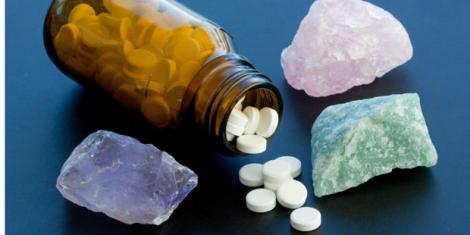 Die Wirksubstanzen in Schüssler Salzen sind stark verdünnte Mineralstoffe