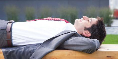 Dank Retraining entspannen können ohne Tinnitus