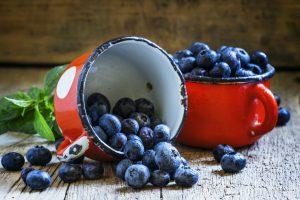 Vitamine durch Obst