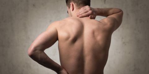 Rückeschmerzen genetisch bedingt