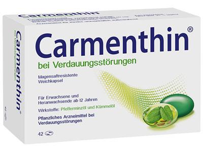 Camenthin bei Verdauungsstörungen Packshot