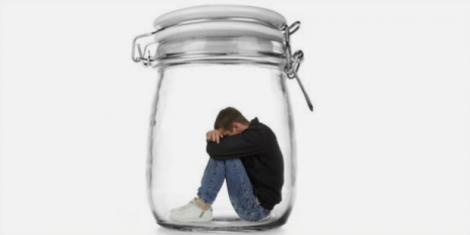 Bei Angststörung drehen sich die Gedanken nur noch um die Gefahr