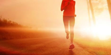 Ausdauersport baut Stresshormone ab
