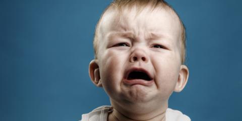 Was tun wenn Babys weinen?