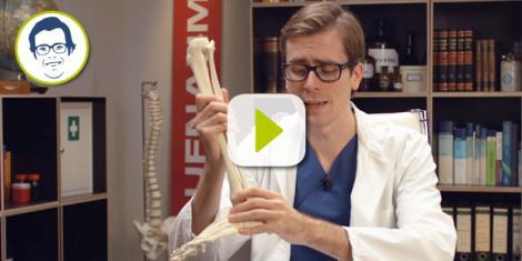 Dr. Johannes zeigt, wie Sie einer Verstauchung vorbeugen können