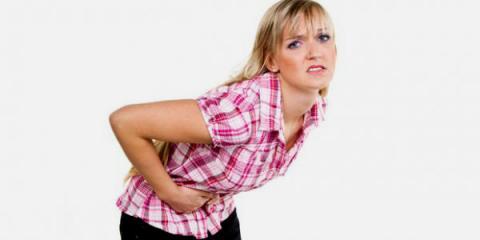 Bauchschmerzen typische Symptome für Reizdarm