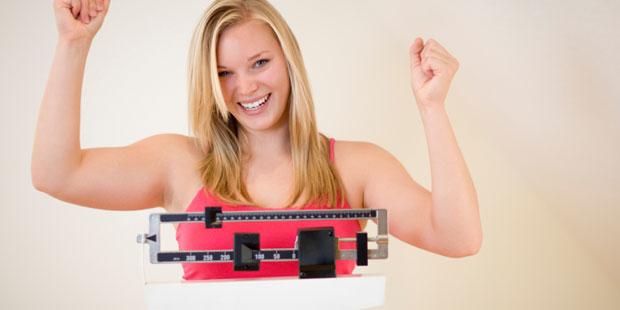 Bewegung stoppt Gewichtszunahme