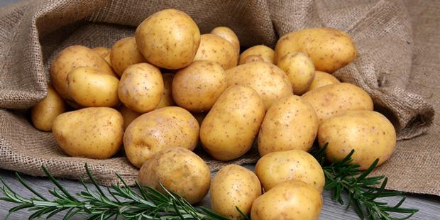 Was essen bei Durchfall? - Sud aus Kartoffeln ist ein altes Hausmittel