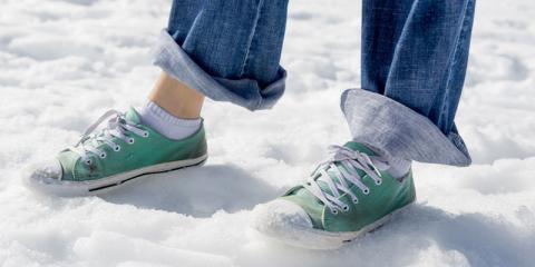 Blasenentzündung durch kalte Füße? Starkes Immunsystem schützt!