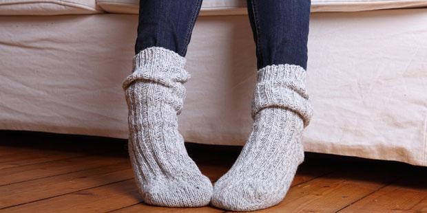 Blasenentzündung durch kalte Füße