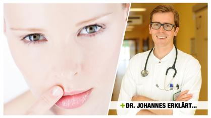 Dr. Johannes Wimmer erklärt worum es sich bei einer Eisenmangelanämie handelt