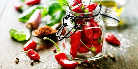 Chili lindert Arthrose-Schmerzen