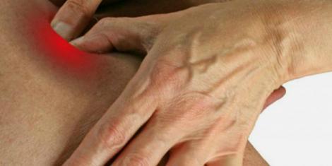 Fibromyalgie äußert sich durch chronische Muskel-Faser-Schmerzen