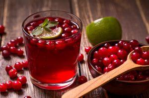 Cranberrysaft wirkt gegen Diabetes und für gesundes Herz