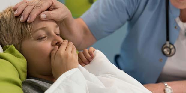 Grippaler Infekt oder echte Grippe beim Kind