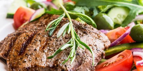 Rindfleisch gegen Eisenmangel