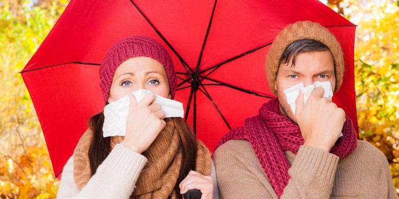 Erkältung geht nicht weg