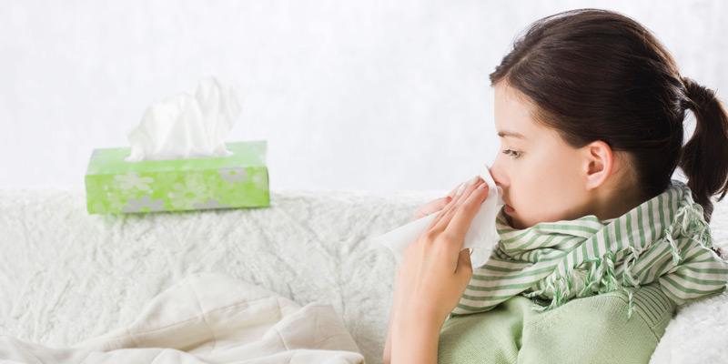 Erkältung: Symptom Husten