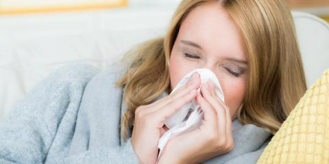 Ruhen Sie sich während einer Erkältung aus, damit Ihr Körper sich auf den Heilungsprozess konzentrieren kann