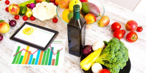 Ernährungsberatung unerstützt Heilfasten