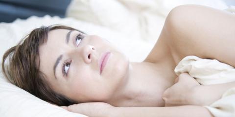Eine Frau kann nicht schlafen