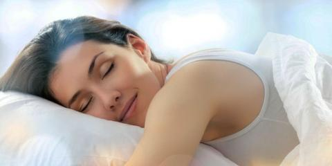 Gesund schlafen – gerade Tiefschlaf ist wichtig
