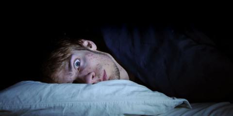 Halluzinationen entstehen durch Schlafentzug