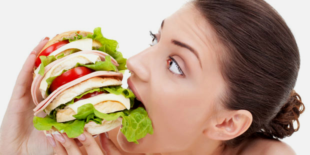 Binge Eating ist eine Form von Heißhungerattacken