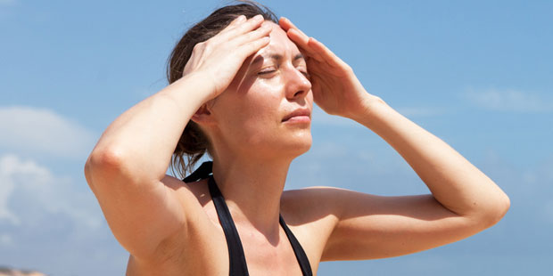 Symptome Hitzschlag