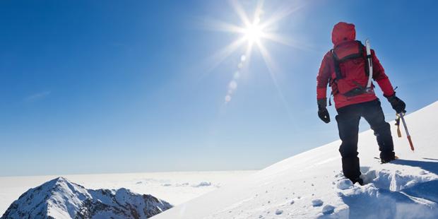Bergsteiger sind besonders häufig von der Höhenkrankheit betroffen