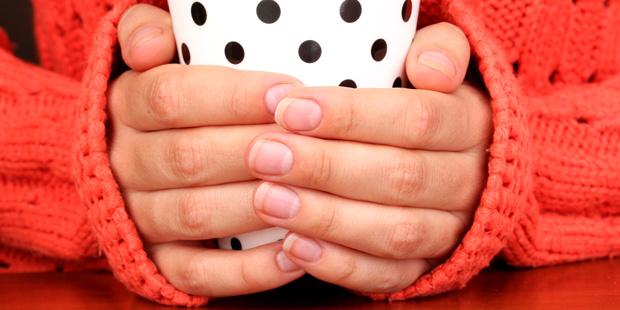 Kalte Hände trotz warmer Kleidung