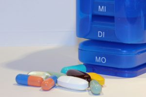 Nahrungsergänzungsmittel Dosierung
