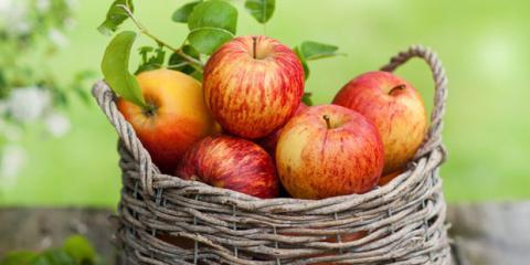 Äpfel essen bei Durchfall