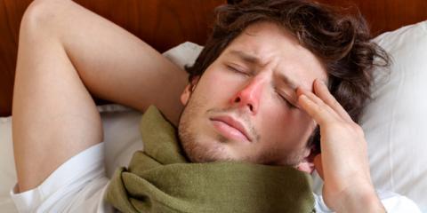 Männer empfindlicher für Krankheiten