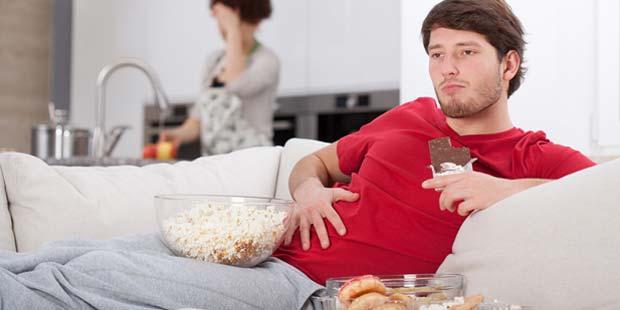 Bewegungsmangel und falsche Ernährung begünstigen Leberverfettung