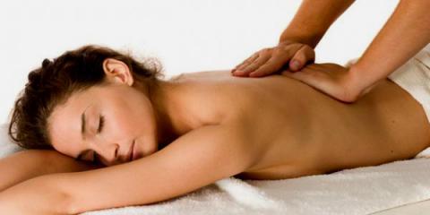 Massagen sind krampflösend