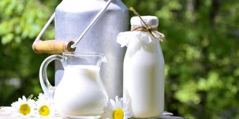 Milch macht schön