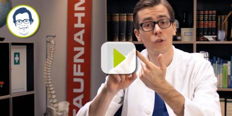 Dr. Johannes erzählt, was wirklich gegen Muskelkater hilft