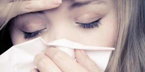 Infekte können zu Nagelverfärbungen führen