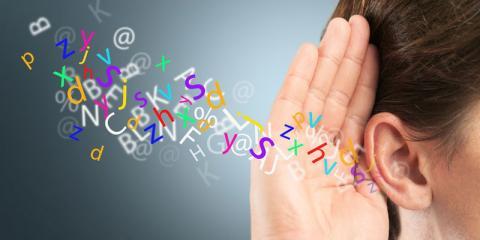 Ohrgeräusche klingen individuell unterschiedlich