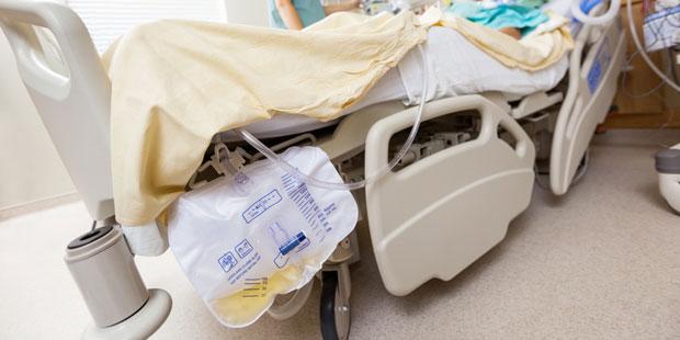 Blasenkatheter für Penisbruch-Patienten, deren Harnröhre mit verletzt wurde