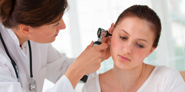 Tinnitus-Untersuchung