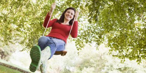 Leben genießen hilft gegen Reizdarm