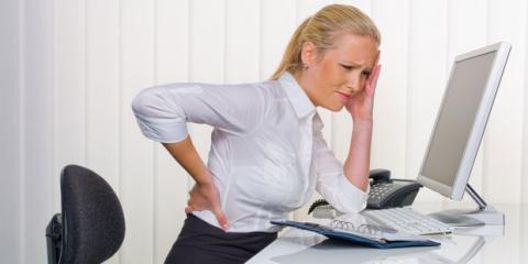 Rückenschmerzen können gynäkologische Ursachen haben