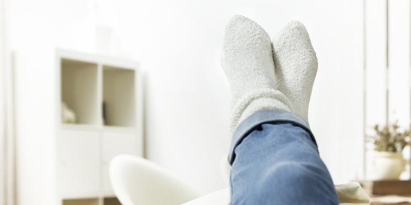Ruhe und Entspannung bei Rückenschmerzen