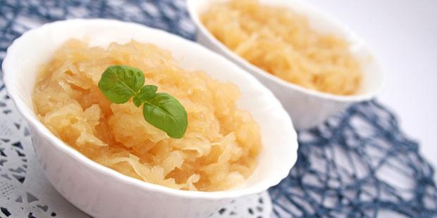 Sauerkraut enthält Vitamin K