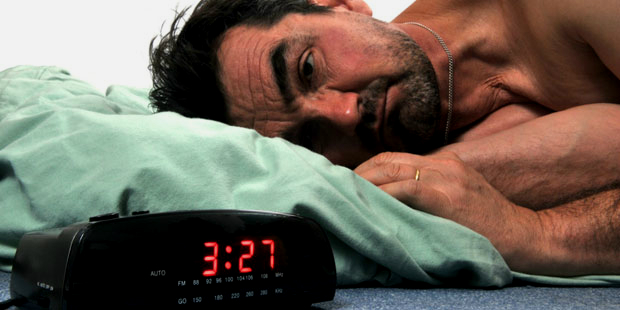 Schlafstörungen treten häufig in der zweiten Nachthälfte auf