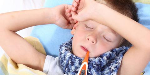 Erkältungen erhöhen Schlaganfall-Risiko bei Kindern