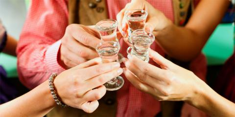 Hilft ein Schnaps nach dem Essen der Verdauung? 9 Fakten in der Bildergalerie