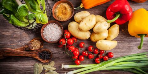 Mit diesen Lebensmitteln bleiben Sie gesund